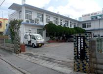 LED取り付け工事沖縄県建設技術センター