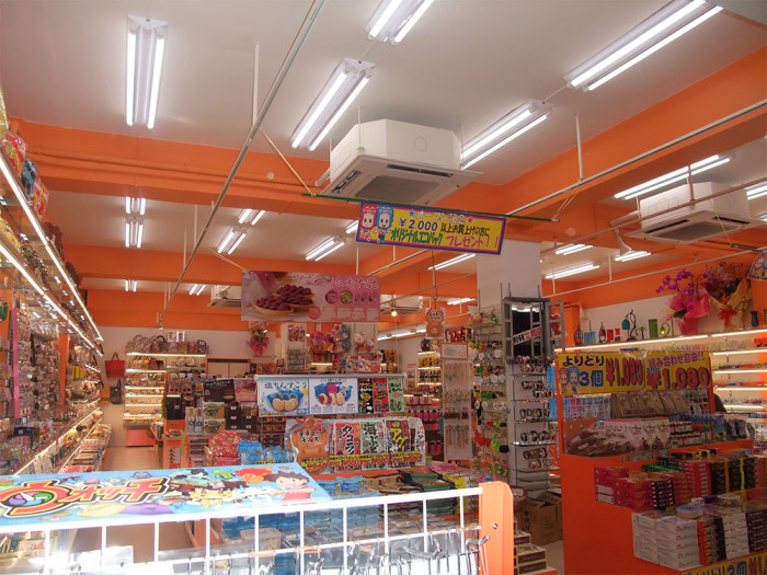 LED照明取り付け工事Mi-ja